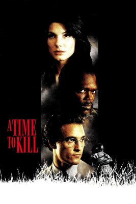 "Poster for the movie ""A Time to Kill"""