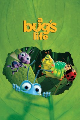 """Poster for the movie """"A Bug's Life"""""""