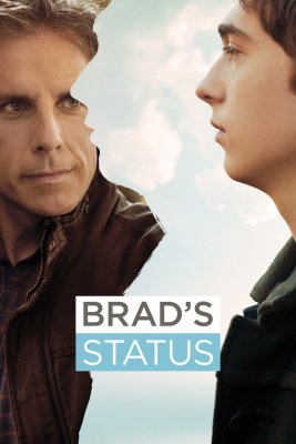 """Poster for the movie """"Brad's Status"""""""