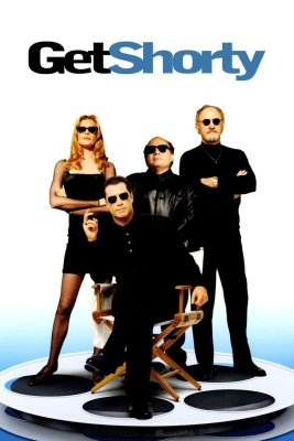 """Poster for the movie """"Get Shorty"""""""