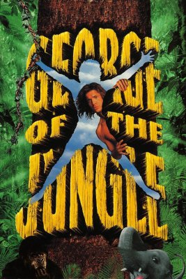 """Poster for the movie """"George of the Jungle"""""""