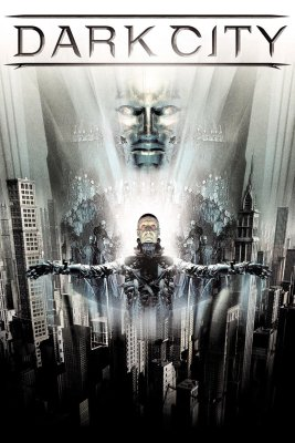"""Poster for the movie """"Dark City"""""""