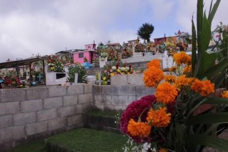Dia de los Muertos in Zinacantan