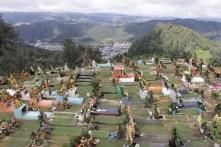 Dia de los Muertos in Zinacantan, Chiapas
