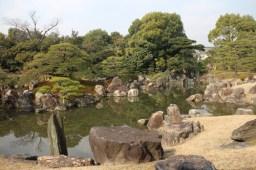 Ninomaru Garden in Nijo Castle