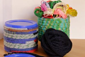 How to Use A Knitting Mill CCBC