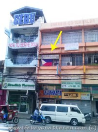 2nd Story - near BQ Mall Tagbilaran City