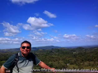 Me.. at Chocolate Hills...