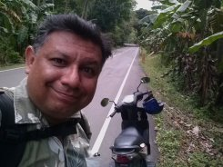 Long Trek To Moalboal