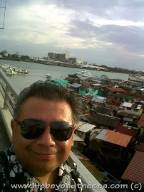 Crossing Mactan Bridge (2)