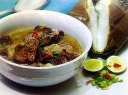 cara membuat Coto Makassar
