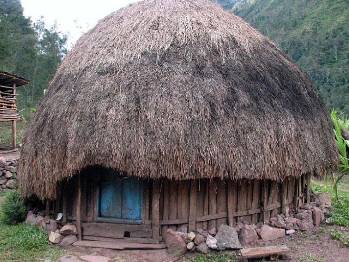 Rumah Honai - Rumah Adat Papua
