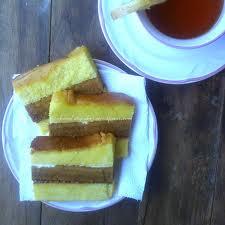 Resep Cake Putih Telur Lapis Vla