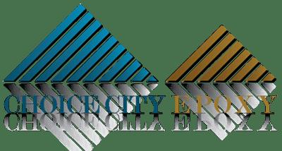 Choice City Epoxy Logo