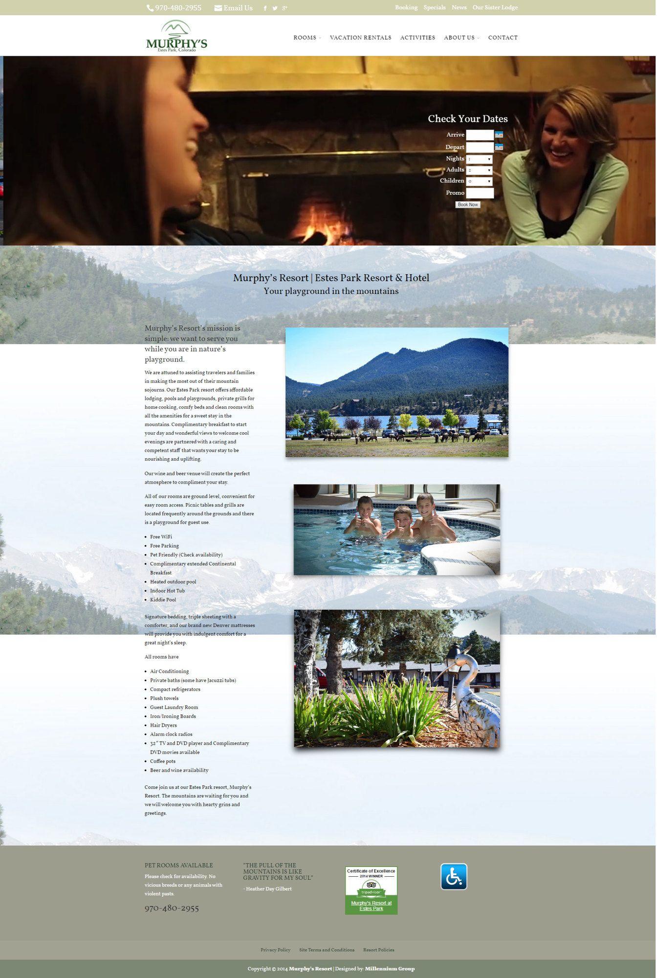 Murphys Estes Park Resort