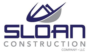 Sloan Construction Tall Logo Version 1