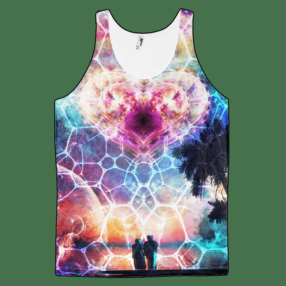 Lifebloom Apparel – Cosmic Love – Tank