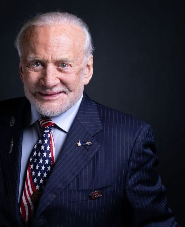 Buzz Aldrin is one of the most famous astronauts in history