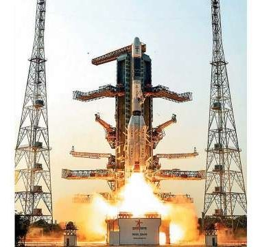 GSLV mission is successful as GSAT-6A satellite put into orbit