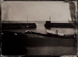 Half Plate Tintype by Jack Lowe, wet plate collodion
