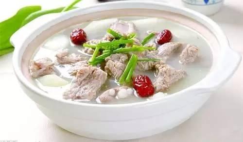 消暑養生湯 - 生地冬瓜煲排骨湯