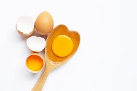 10種優質蛋白質食物 - 第1位 - 雞蛋