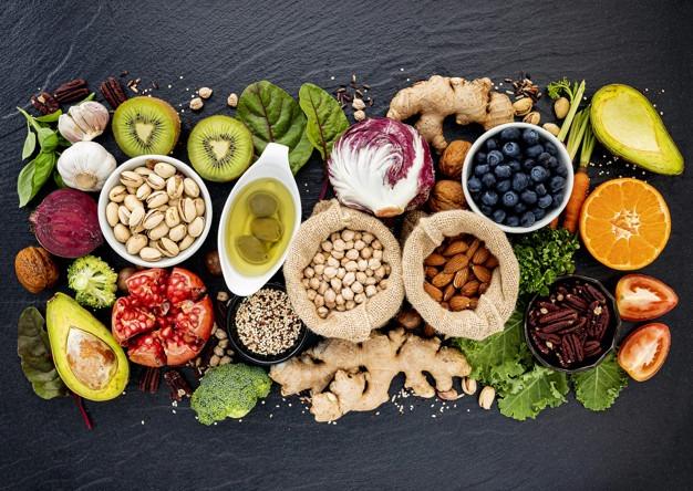 20種極高膳食纖維食物,有助減肥,控制血糖