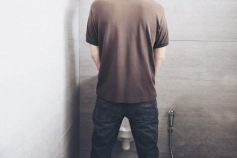 喝水後出現的4個異常 - 少尿和沒有尿的現象