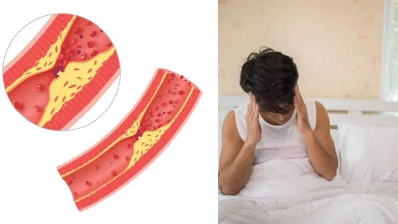 """睡覺時有這4個症狀😴,提示:""""血管阻塞""""嚴重!要及時戒掉3件事"""