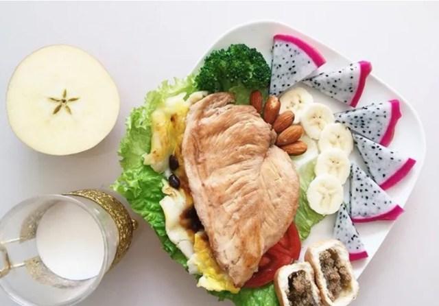 為甚麼健身人經常吃西蘭花🥦與雞胸肉🐔?