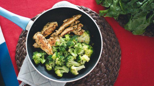 為甚麼健身人經常吃西蘭花🥦與雞胸肉🐔?愛之深與恨之切!