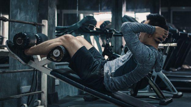 瘦人怎樣健身才能練成肌肉男🤔?5個增肌法則,突破肌肉維度