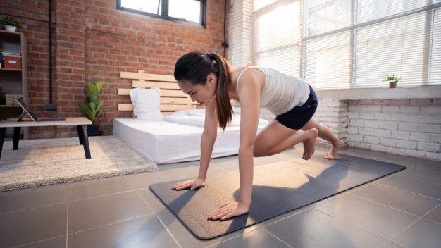 每天7分鐘運動就能讓你快速減肥,還不快來試試?