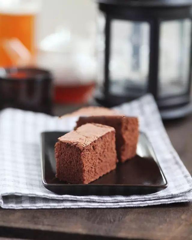 巧克力海綿蛋糕