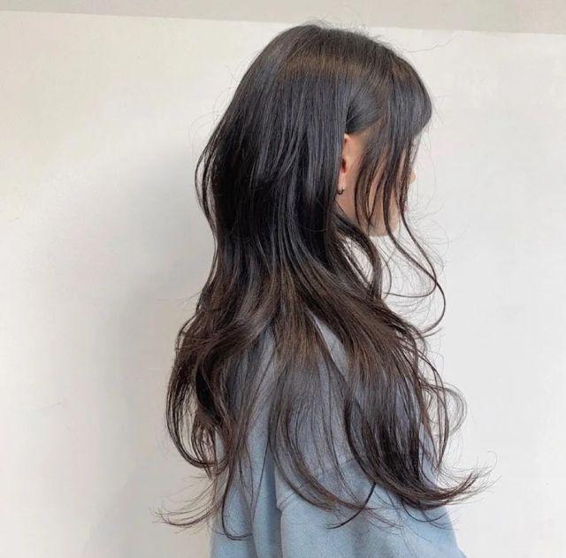 31款高層次長捲髮