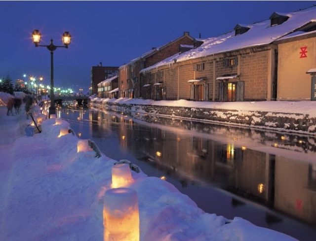 8大冬天必去北海道景點
