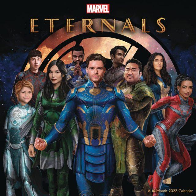 永恆族 The Eternals
