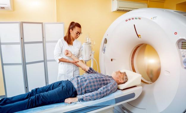 磁力共振掃描 MRI