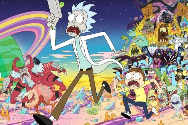 《瑞克和莫蒂》(Rick and Morty)