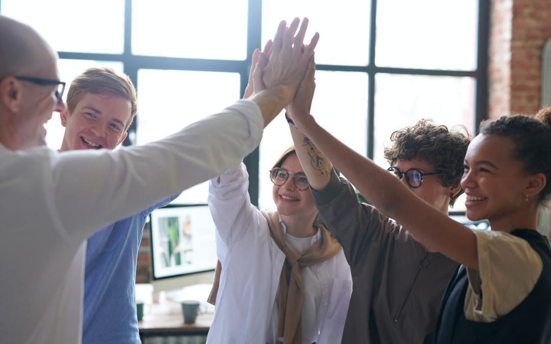 ¿Quieres ver resultados positivos dentro de tu organización? Implementa una mentalidad ágil en tus equipos 😎