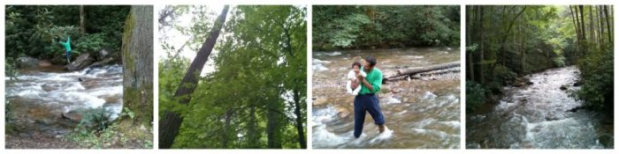 river, family, play, playing, outdoors, forest, adventure, travel, fun