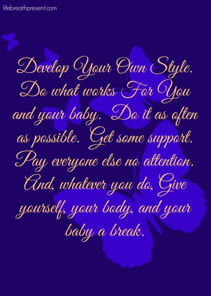 bf advice