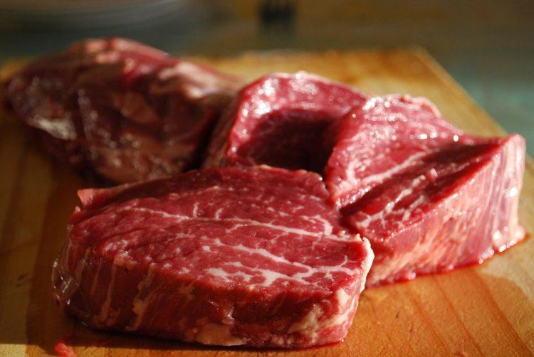 beef, food, real, raw, steak