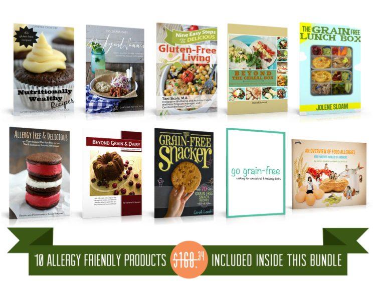 ultimate healthy living, 2015, bookshelf, food, real food, allergy, health, wellness