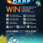 Cosmo Camp Giveaway – Learning + $50iTunes card