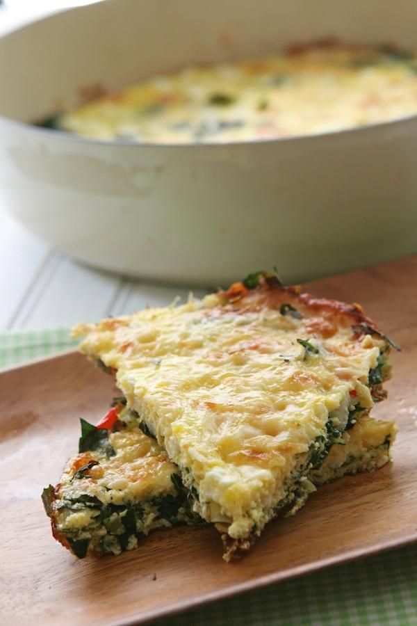 frittata, kale, eggs, bakes, vegetarian, meatless meals