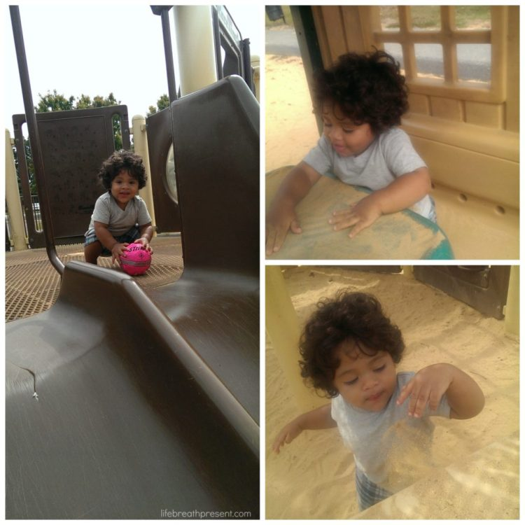 sand, park, baby, playing, family, fun, 17 months
