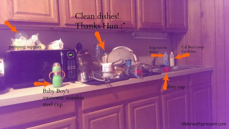 cleaning, chores, kitchen, dishes