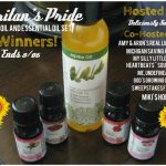 Puritan's Pride Jojoba Oil and Essential Oil Set Giveaway