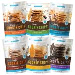 Blogger Opp ~ HannahMax Baking Cookie Chips Giveaway (6 Flavors for 1 Lucky Winner) #cookiechips